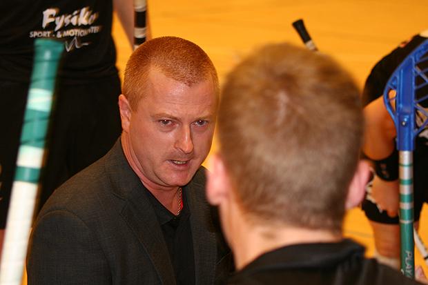 Patric Johansson tillbaka i Falcons