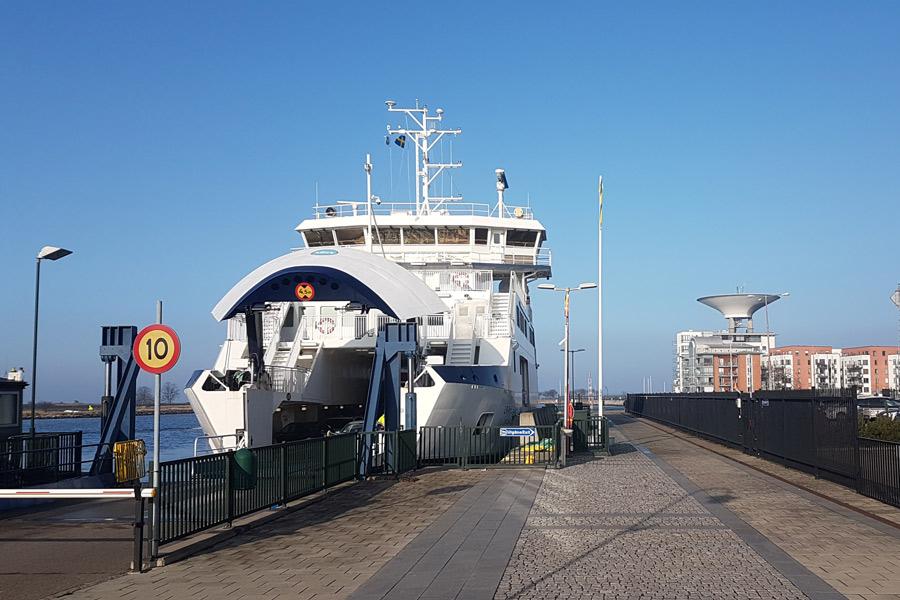 Utökade turer mellan Landskrona och Ven i sommar