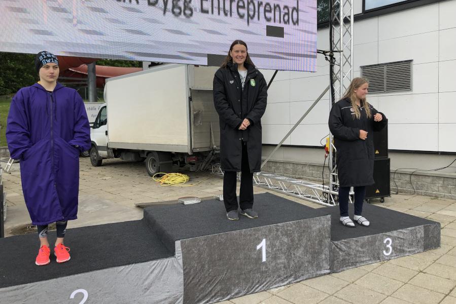 Elin Johannesson överlägsen vid DM/JDM