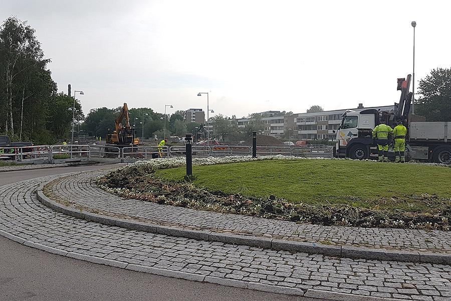 Snart klart på Pilåkersgatan
