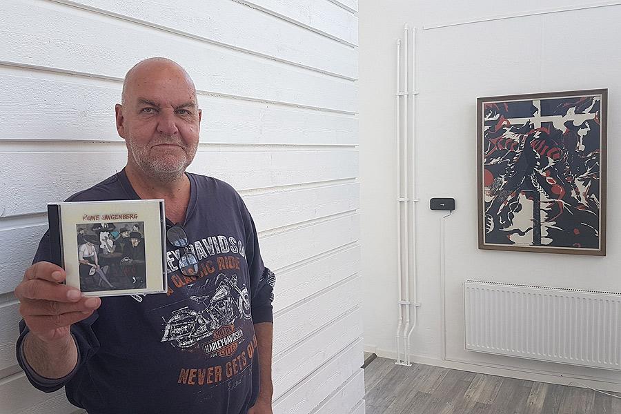 Årets andra skivsläpp av Roine Sangenberg