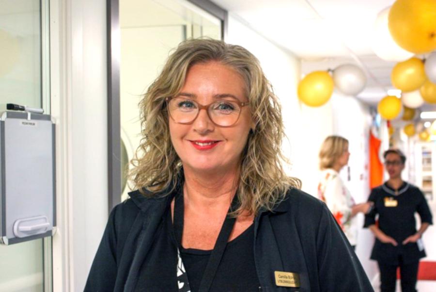 Hud- och spaterapeututbildningen firade 30 år som utbildare