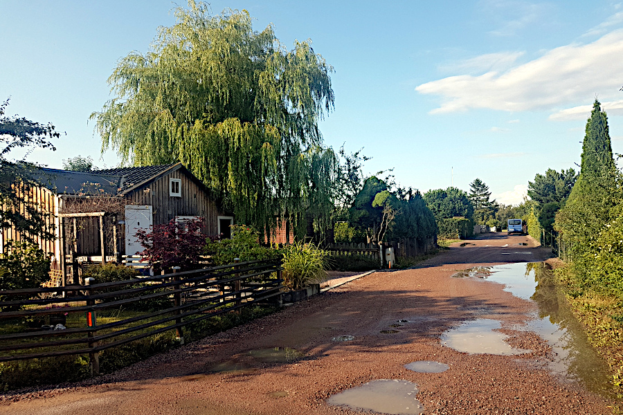 Oklart om arrendeavtalen på Kopparhögarna