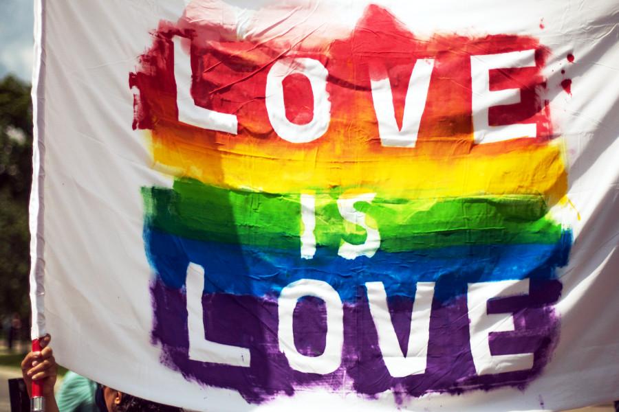 Störst av allt är kärleken