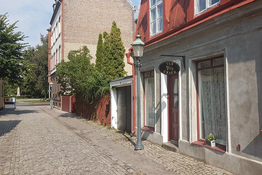 Blev förälskad i Landskrona – öppnar affär