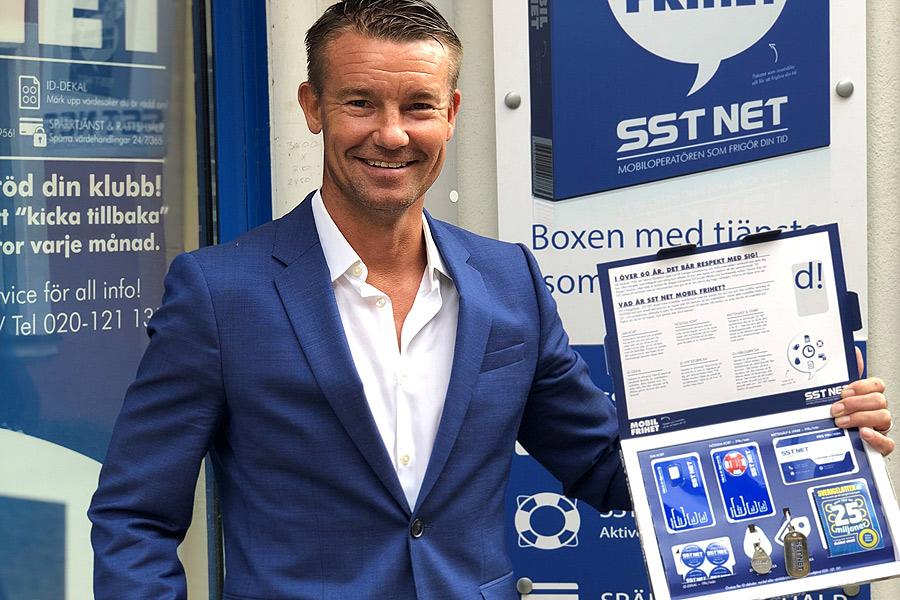 SST NET vill nå ut till Landskronaborna