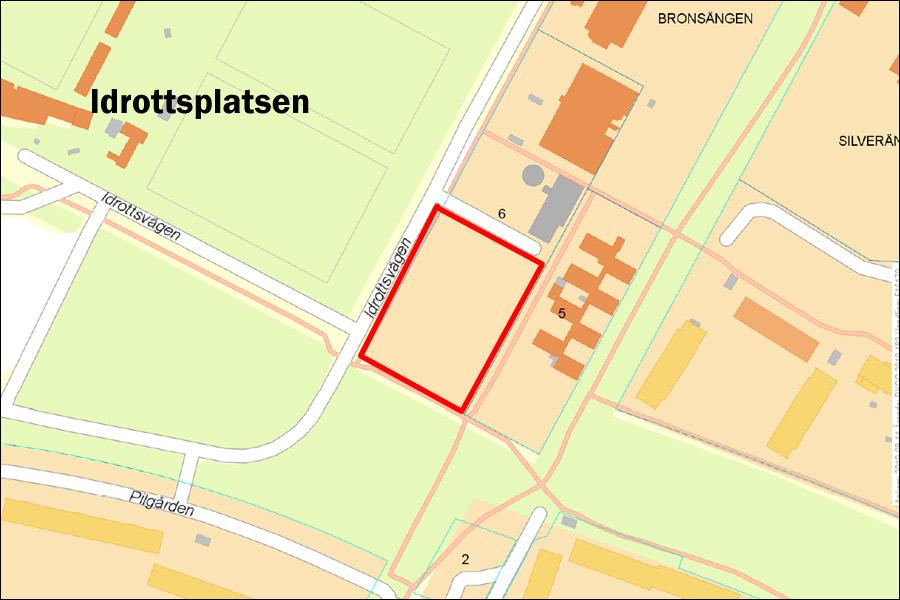Boklok vill bygga på före detta torgplats