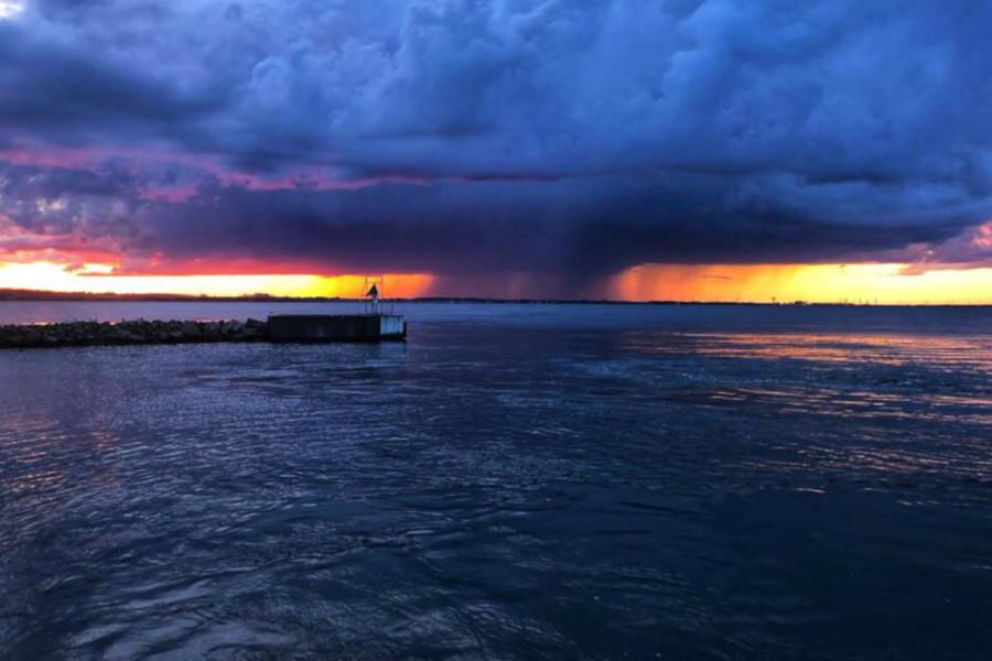 Dagens pendlar- och väderbild
