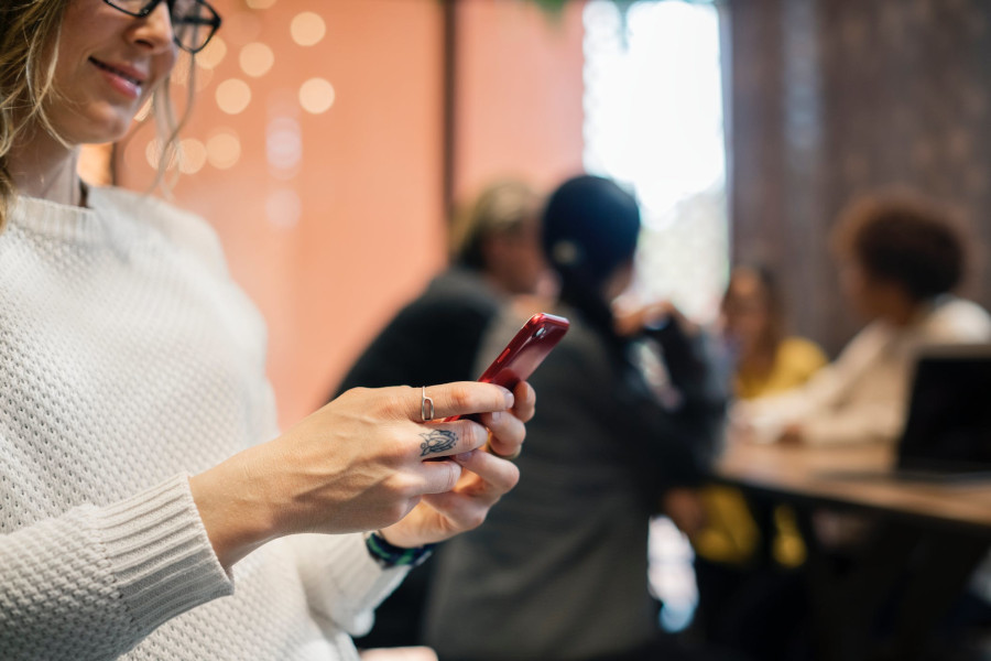Om digitala nödvändigheter och nyttigheter