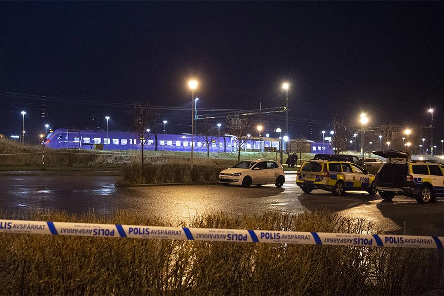 Rånförsök i Häljarp blev mordförsök