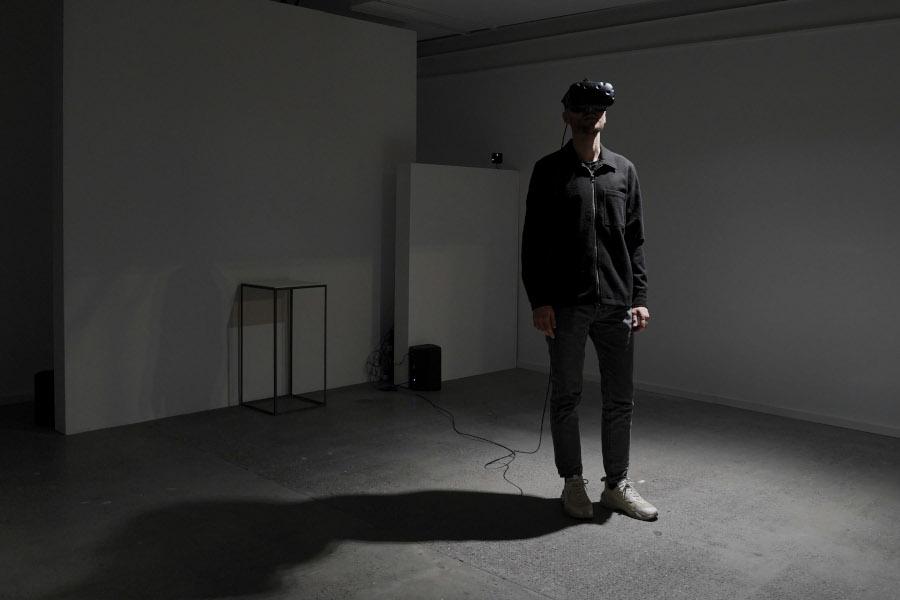 Utforska virtual reality, shamanism och fotografi på Tyghuset
