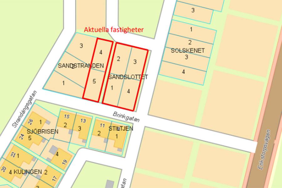 Fler vill bygga i norra Borstahusen