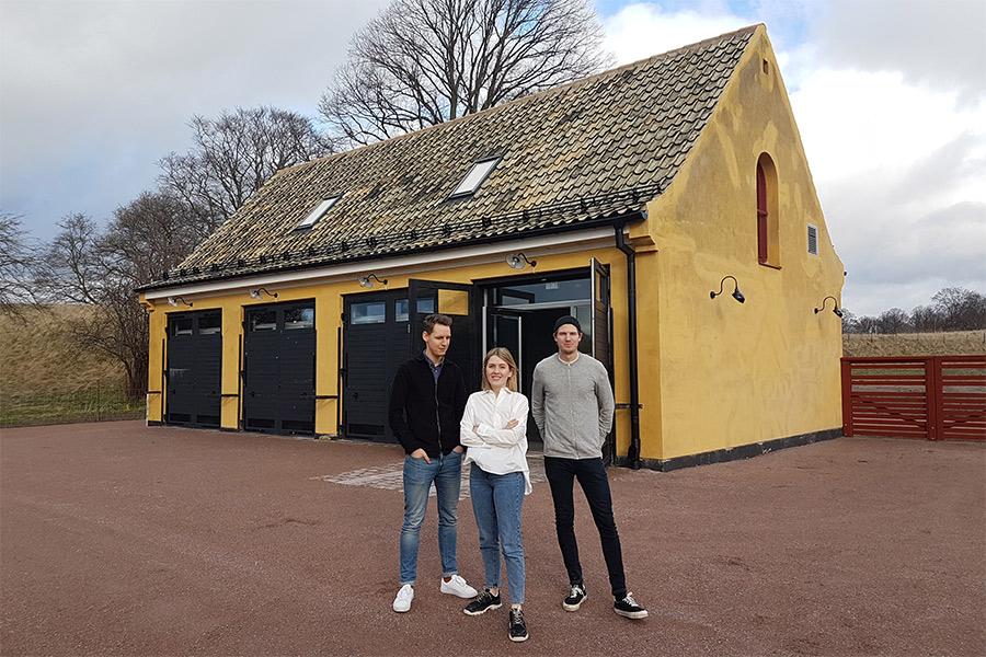 Ny restaurang öppnar på Citadellet