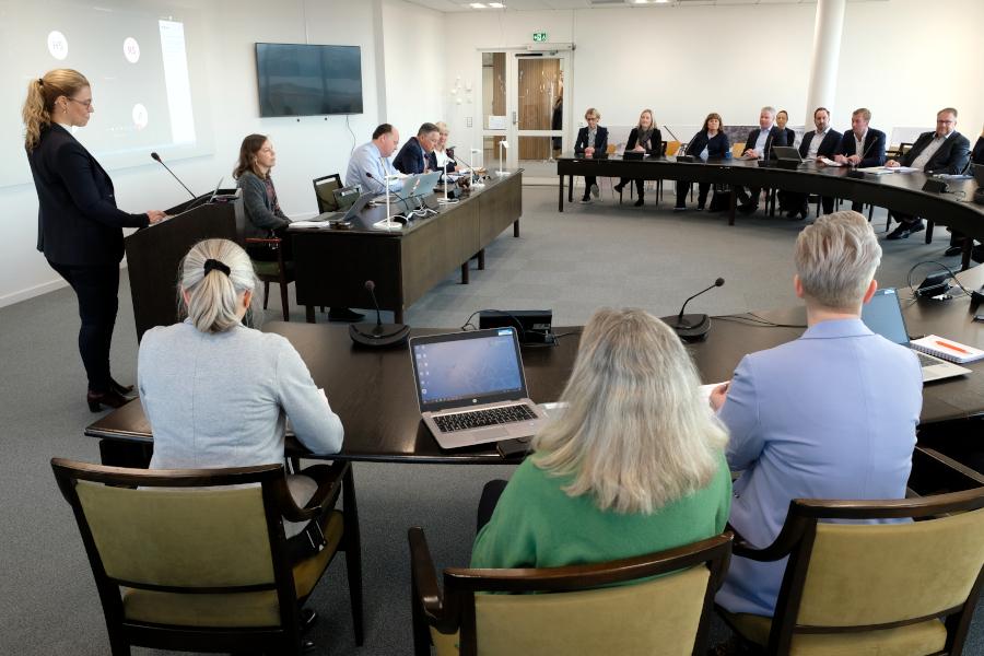 Smittspridningen ökar i Landskrona och Skåne