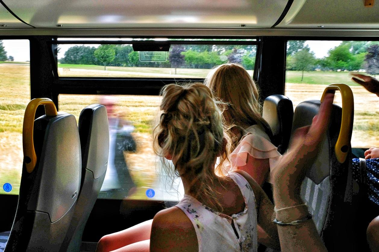 Säkrad busstrafik på Ven