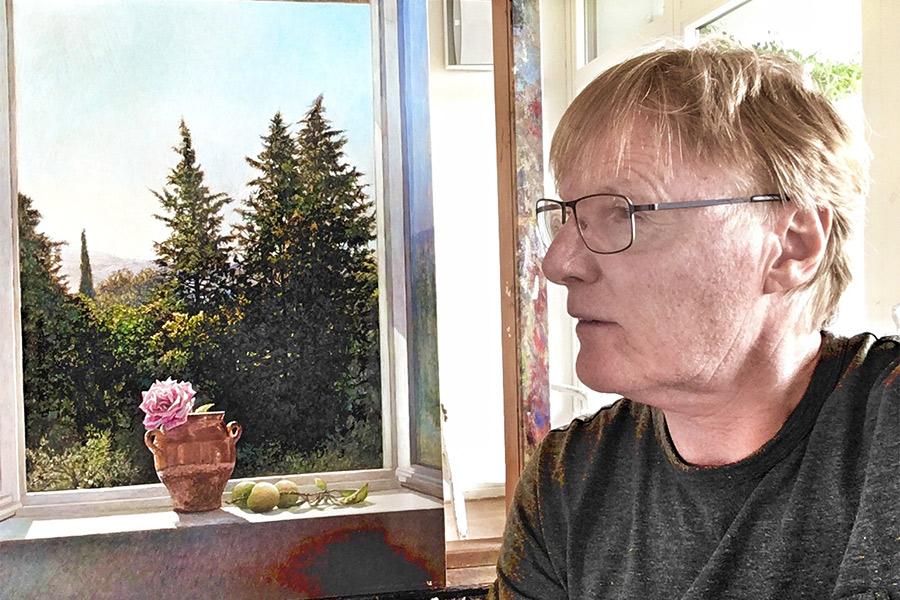 Colin Fraser – En ljusmästare med pensel