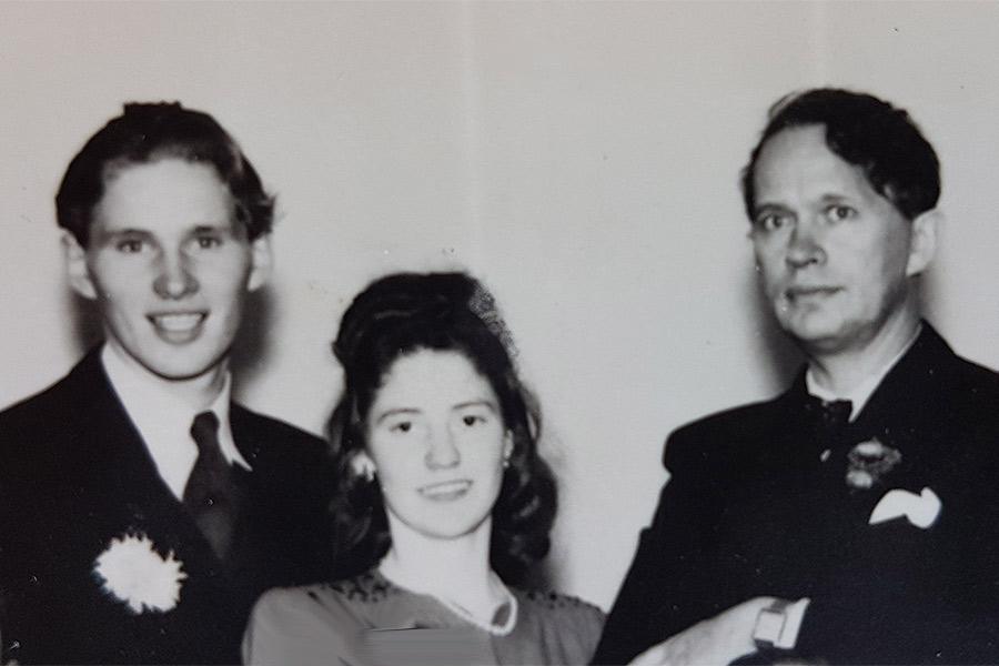 Tre generationer Landskronaprofiler