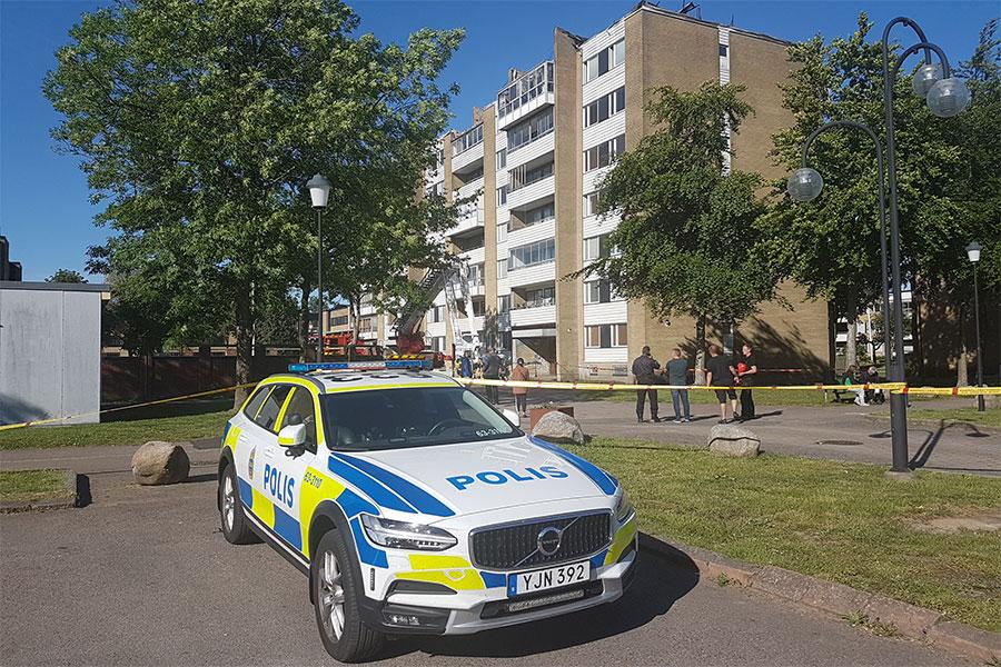 Polisen vill nedgradera Karlslunds utsatthet