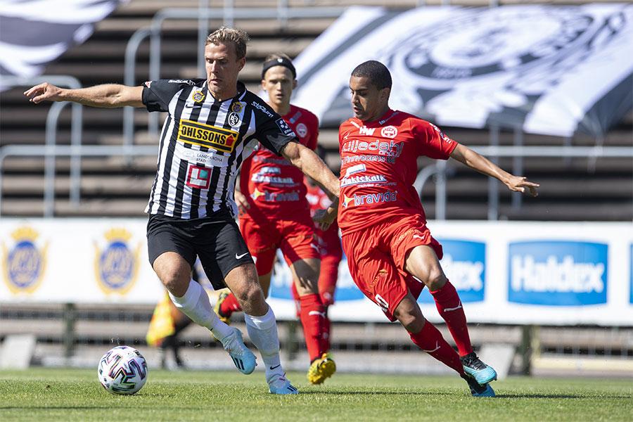 Linus Olsson sänkte Karlskrona