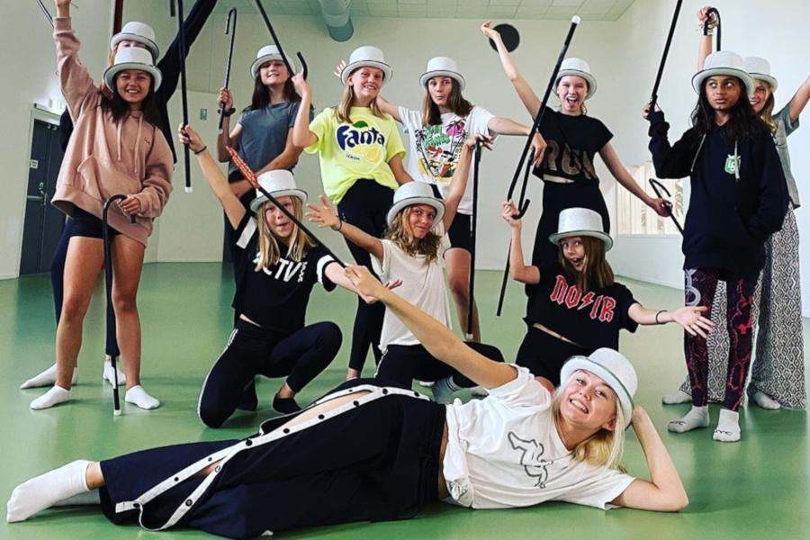Landskrona Dansstudio i ny regi och med ny energi