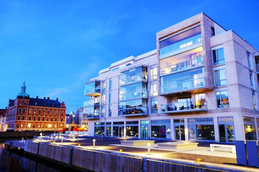 Landets arkitekter uppskattar Landskrona