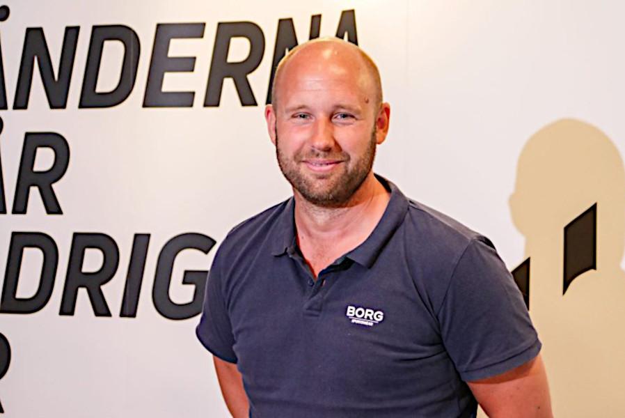 Michel Ekberg ny klubbchef i BoIS