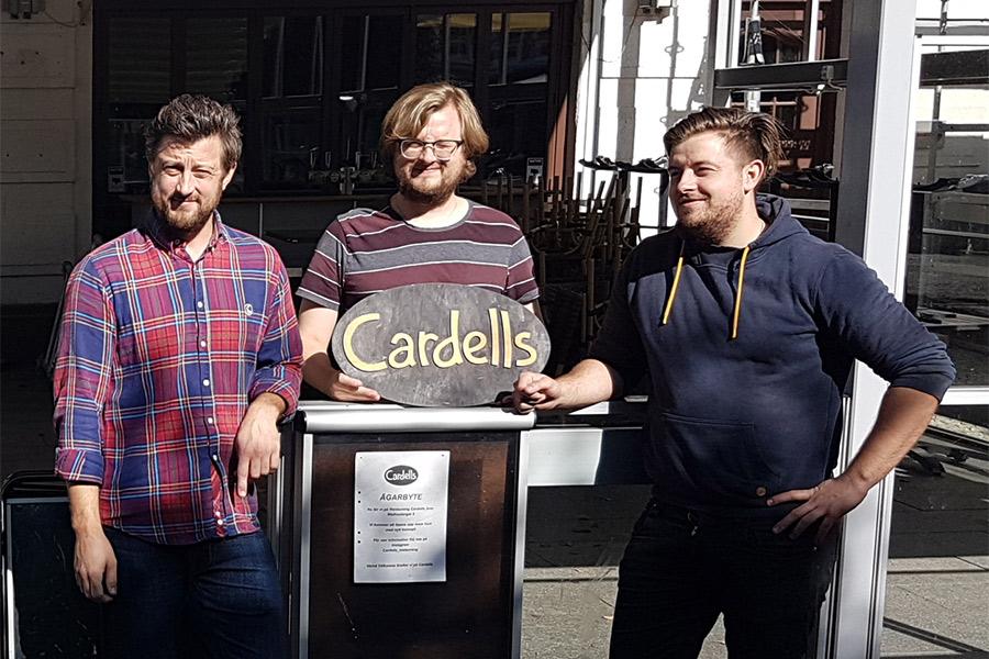 Bröder bakom restaurangsatsning