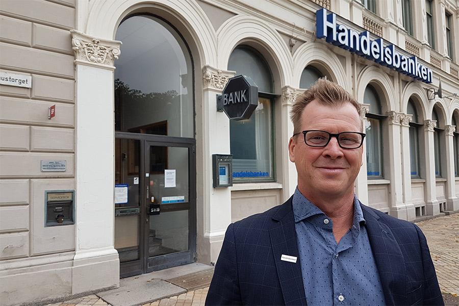 Framtiden oviss för Handelsbanken i Landskrona
