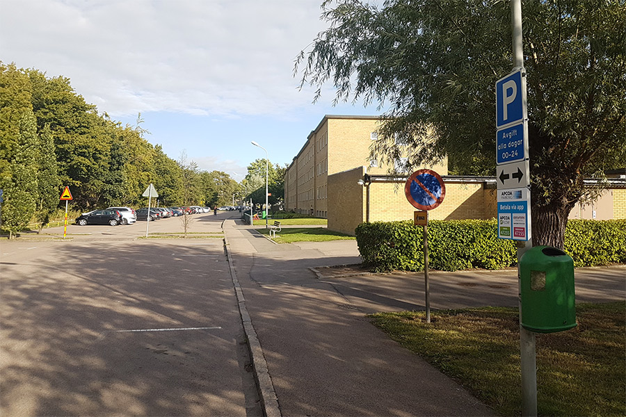 Svenska Hus försvarar hög parkeringsavgift
