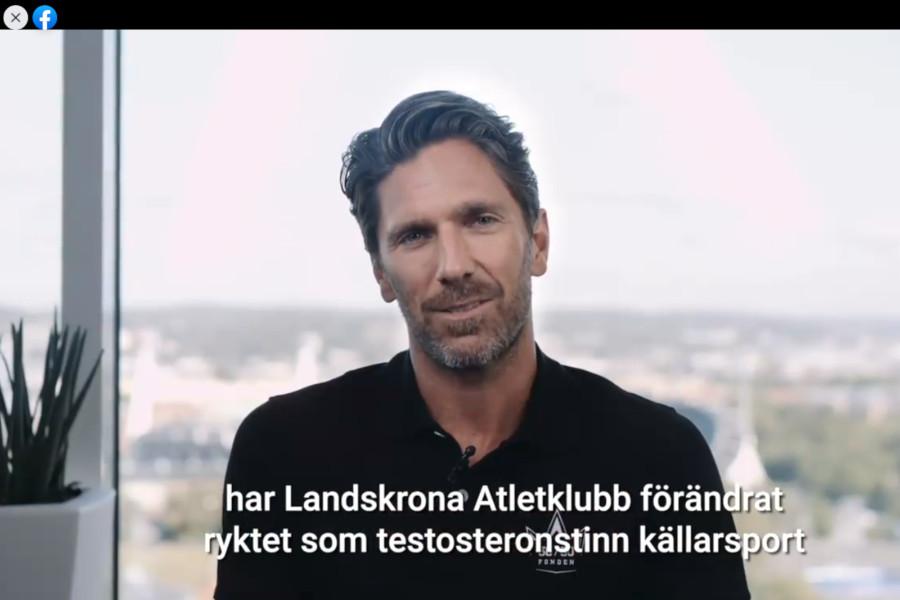 Landskrona Atletklubb belönas av 30/30-fonden