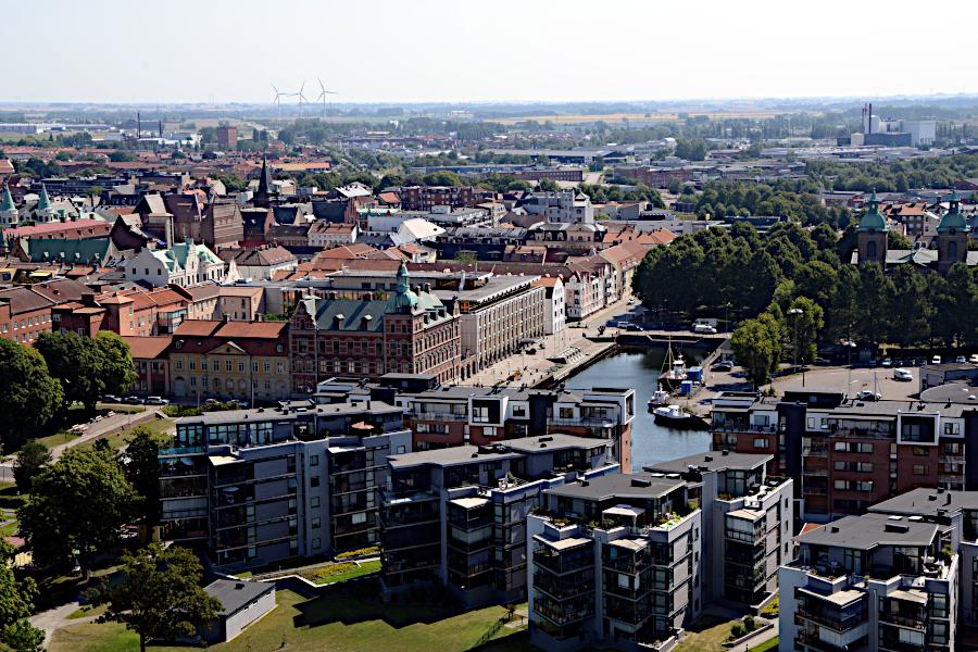 2026 passerar Landskrona 50000 invånare
