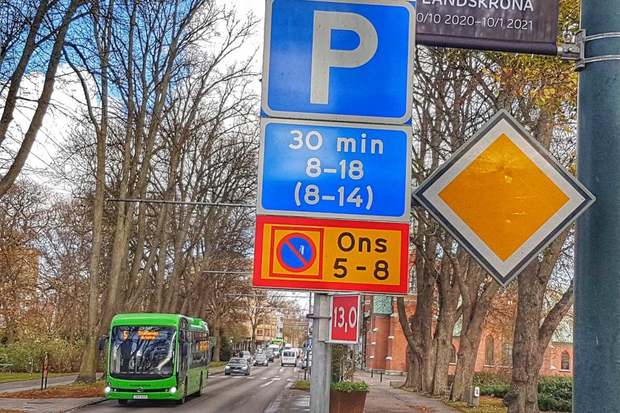 Fler frågor om ogiltiga parkeringsböter
