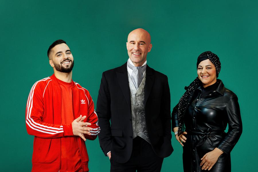 Landskronabo årets julvärd… på Spotify