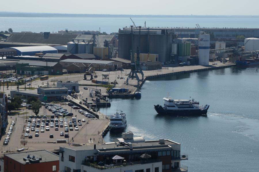 Attraktiva bostäder på Skeppsbrokajen