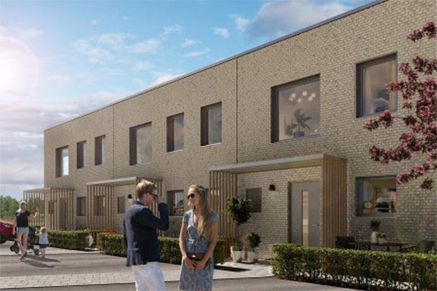 Markaffär i Häljarp resulterar i 24 nya lägenheter