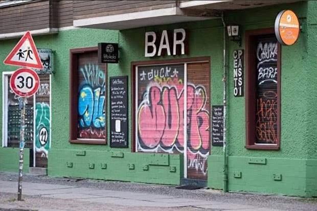 Berlin – fortfarande en stängd stad