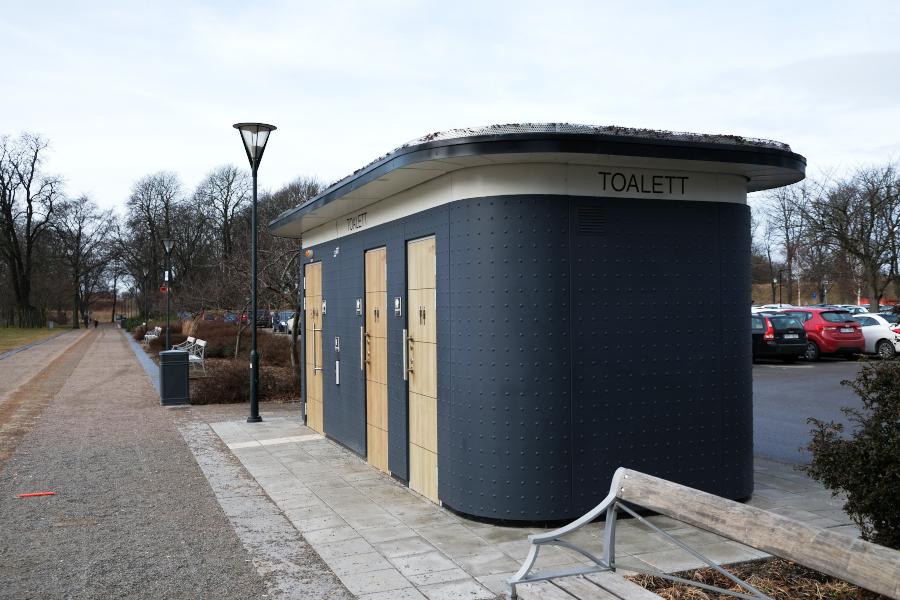 Kommunen ser över rutinerna för de offentliga toaletterna
