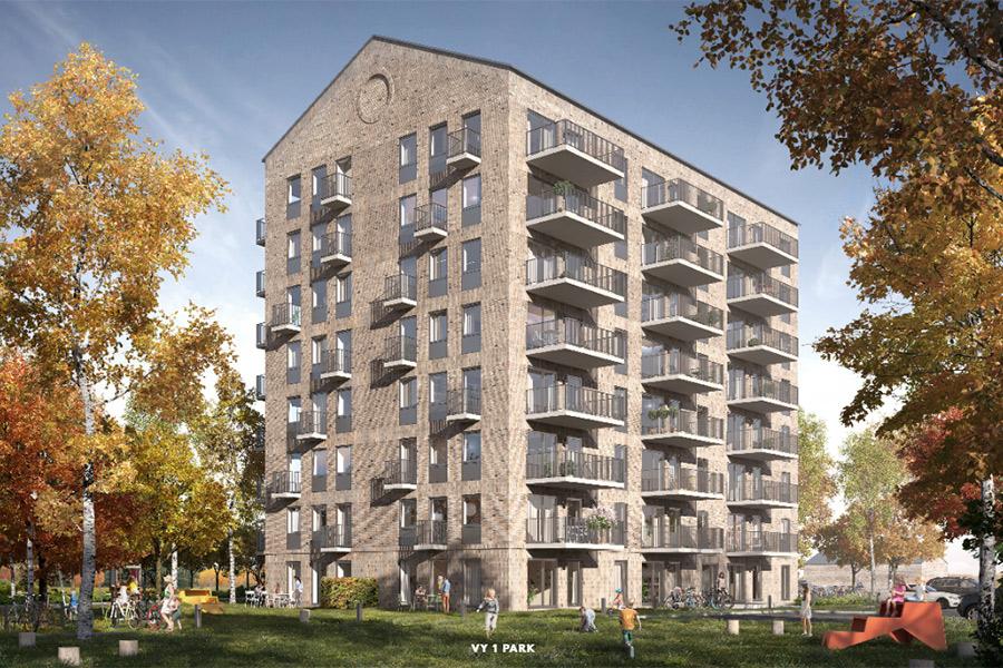 Serneke vill bygga höghus i Karlslundsområdet