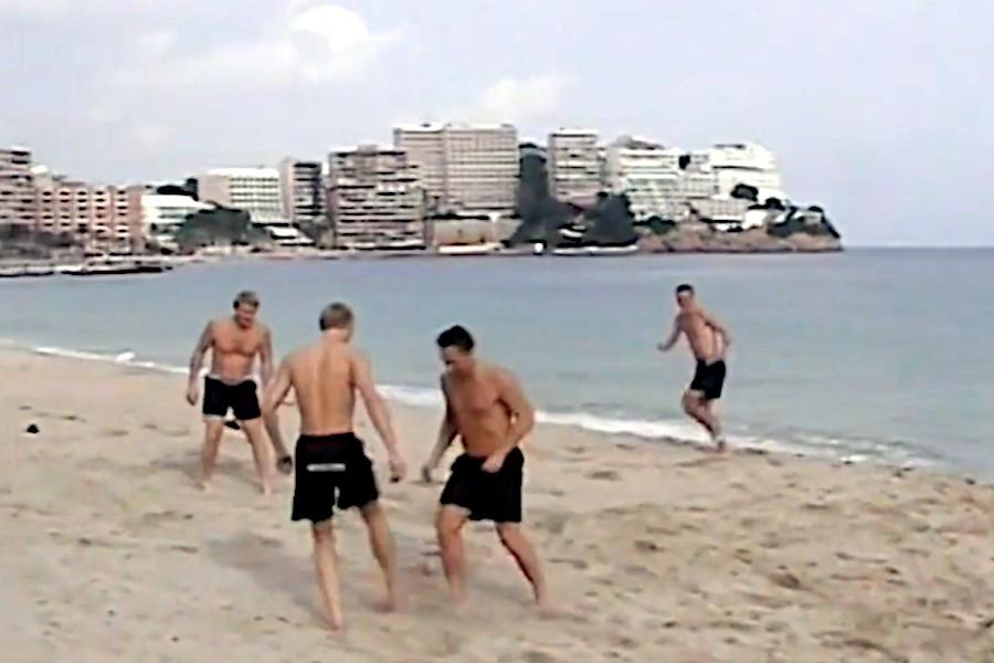 Nostalgi med BoIS på Mallorca