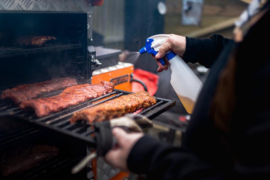 Matfestival och Grill-SM på Citadellet