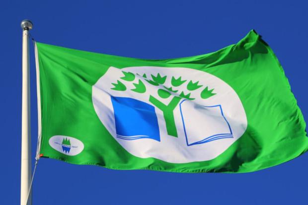 Fem förskolor kan hissa Grön Flagg