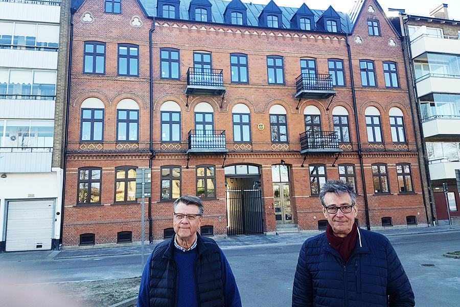 Snart fullt hus på Trädgårdsgatan 5