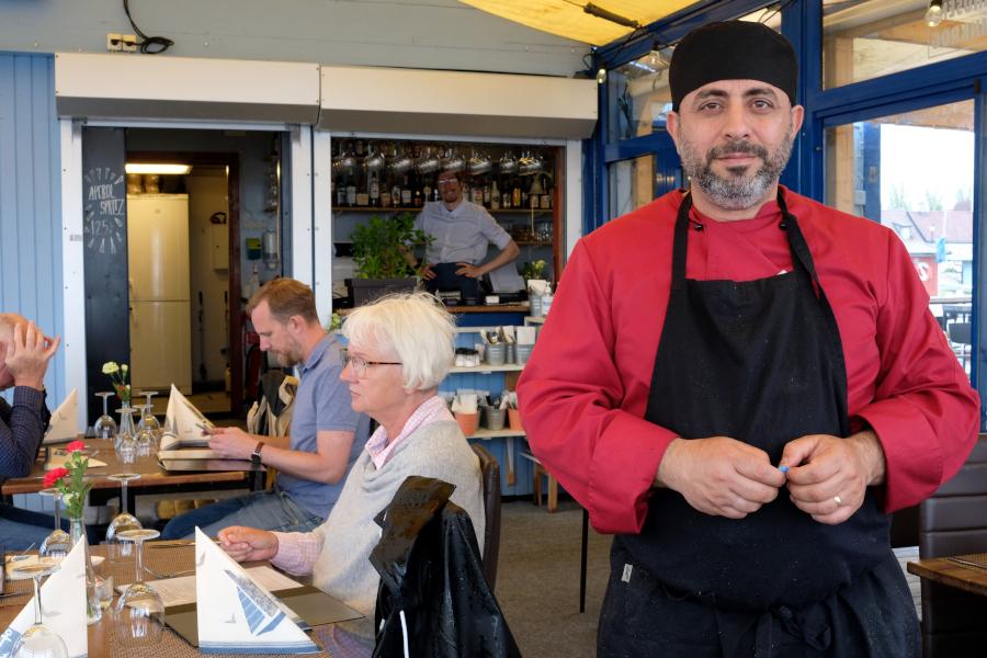 Basim Jabbar: Det här är mitt kök