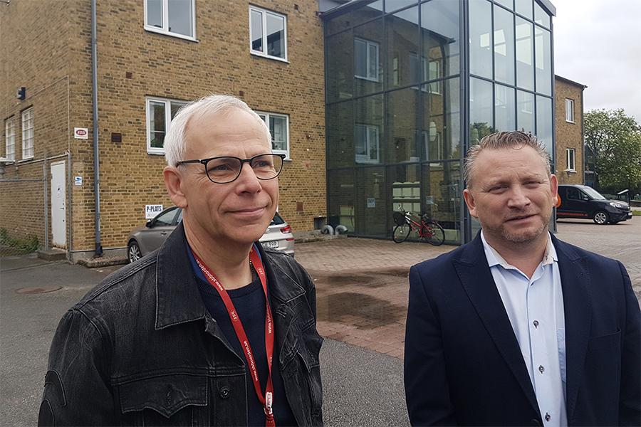 SBB i Landskrona för att stanna