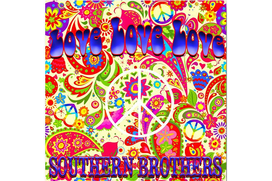 """""""Musikbröder"""" från söder hyllar kärleken"""