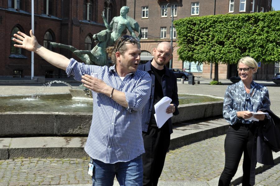 Stjärnor kommer till Landskrona i sommar
