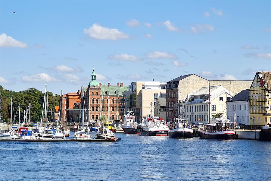 Havet i fokus på Nyhamnsdagen