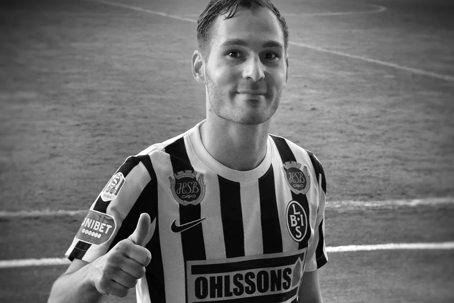 Alexander Tkacz drömmer om BoIS i Allsvenskan