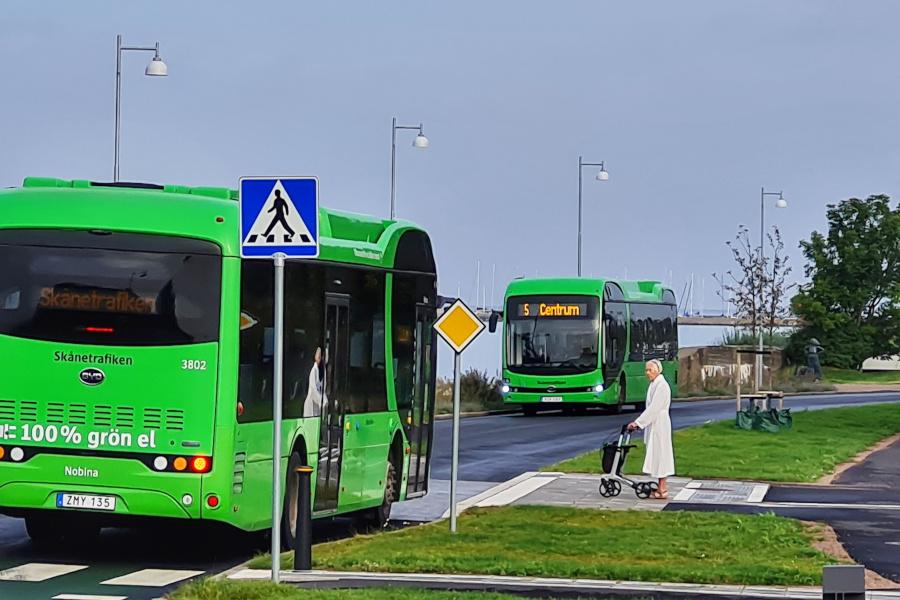 M-förslag: Skapa en bussringlinje i Häljarp