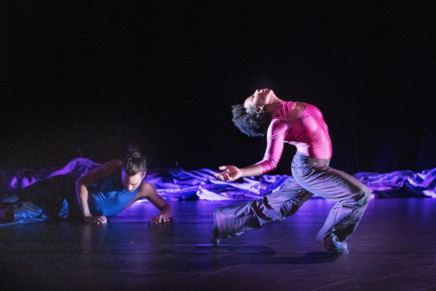 Dyk ner i ett drömlikt dansdrama